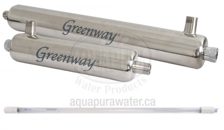 Greenway Replacement Quartz Sleeve GQS-810 - Click Image to Close