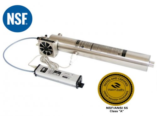NSF Certified UV Systems