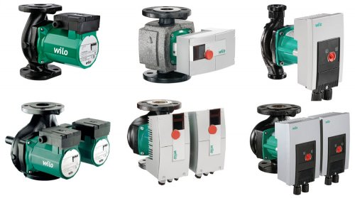 Pumps/ Hot Water Pumps