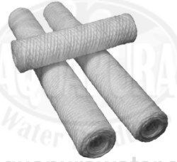 String Wound 5 Micron Sediment Filter WP5 9 3/4 X 2 1/2 WP5