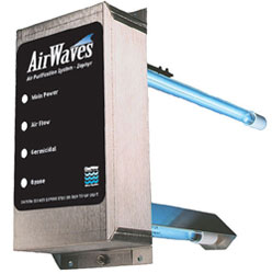 AirWaves Natural Whole House UV/Ozone Air Purification System